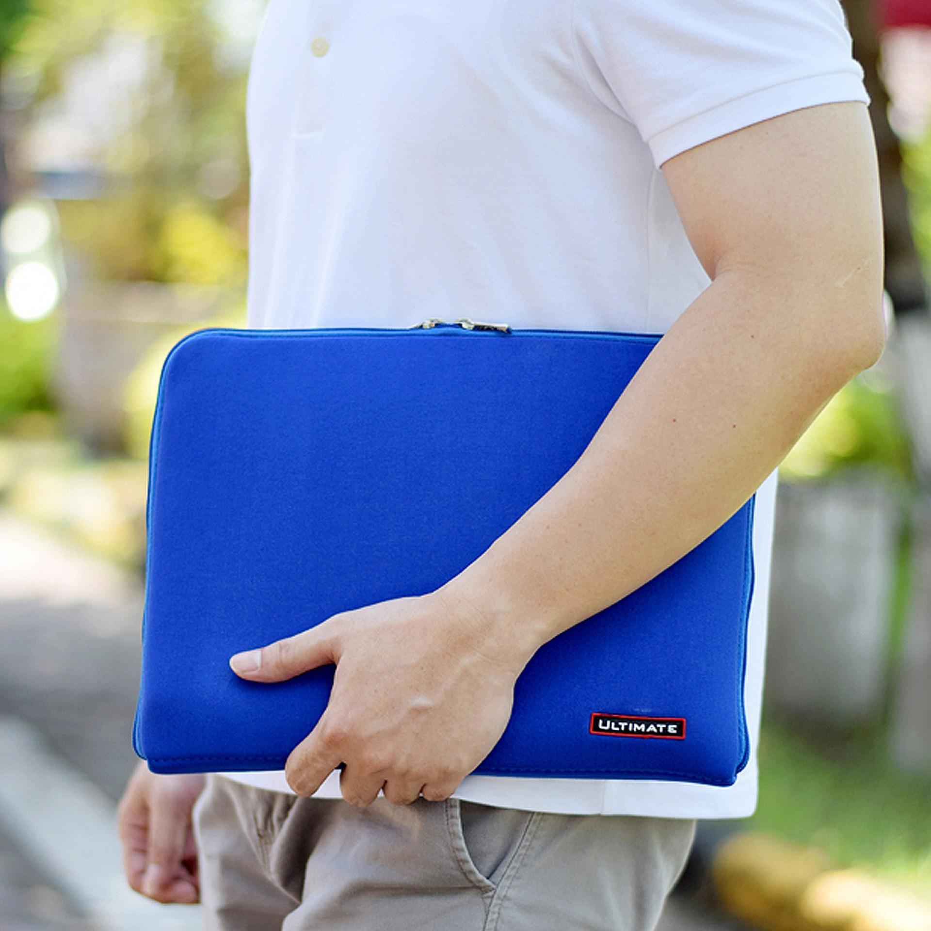ULTIMATE Tas Laptop Jinjing / Cover Laptop / Bag Cover / Softcase / Backpack Laptop pria