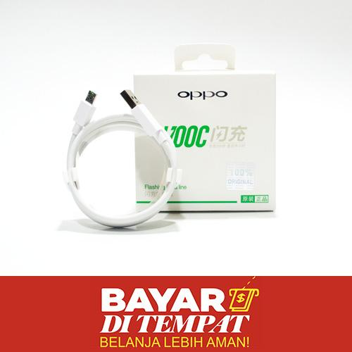Kabel Data For Oppo Vooc Data Cable Fast Charging Kualitas Original ORI -  Bisa Untuk Samsung Galaxy S4 S5 S6 S7 EDGE A3 A5 J1 J2 J3 J5 J7 2016 E5 E7 Mega Mini Young Y Core Grand Duos Prime Ace Note 1 2 3 4 5 On