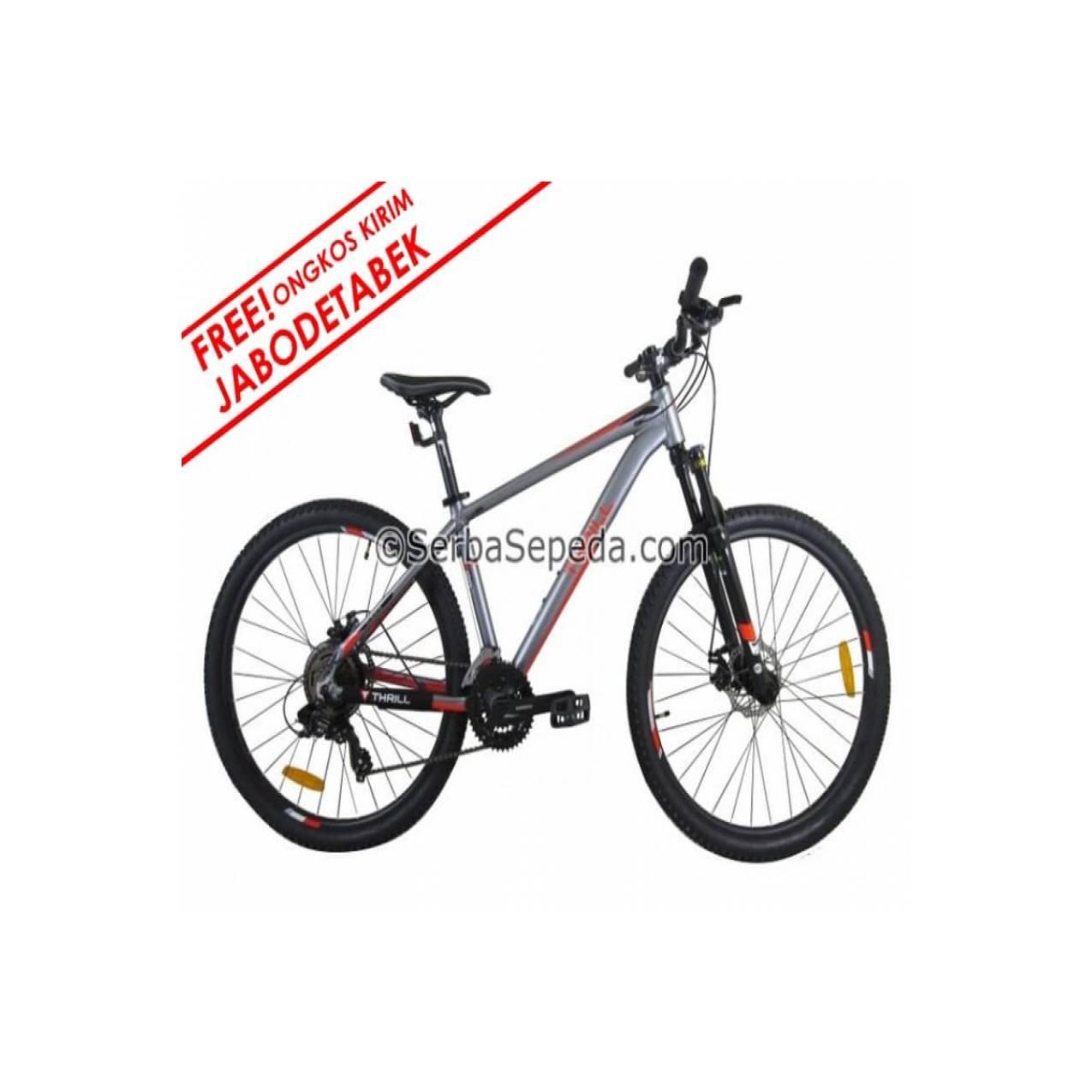 Thrill Sepeda Gunung MTB 27,5
