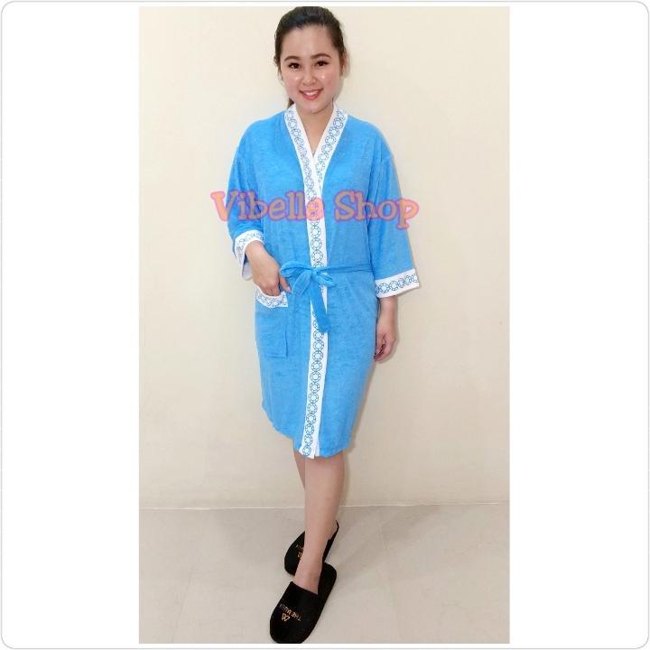 Qh002xxx - Baju Handuk Vibelle Shop Kimono Murah Wanita By Vibelle Shop.