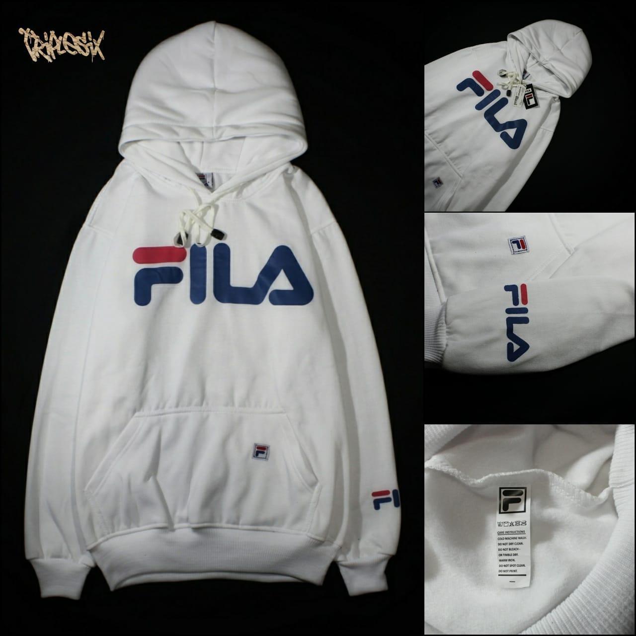 Sweater Hoodie Fila Murah - Daftar Harga Terlengkap Indonesia 0f3dbd78f9