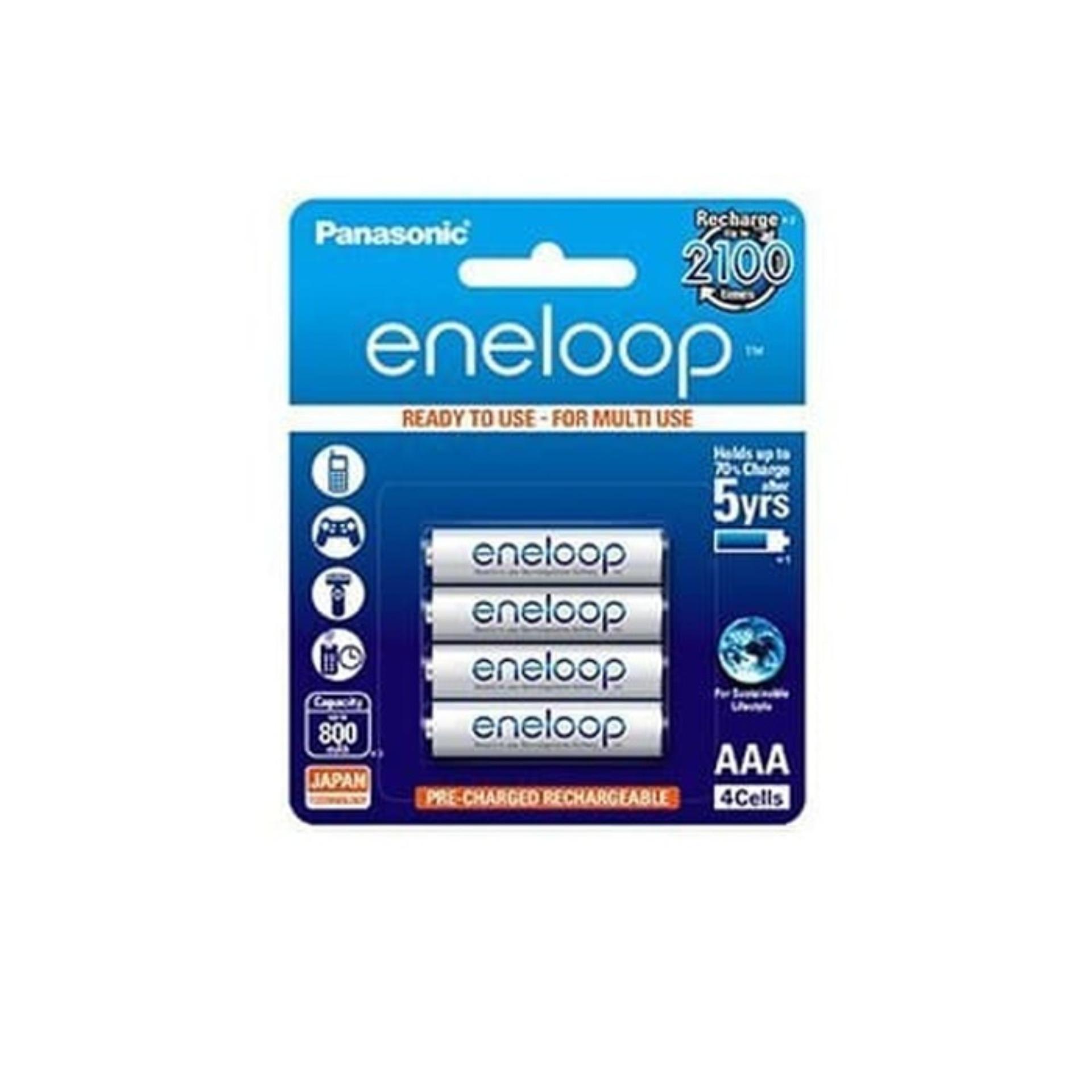 Sanyo Eneloop Battery AAA 4pcs