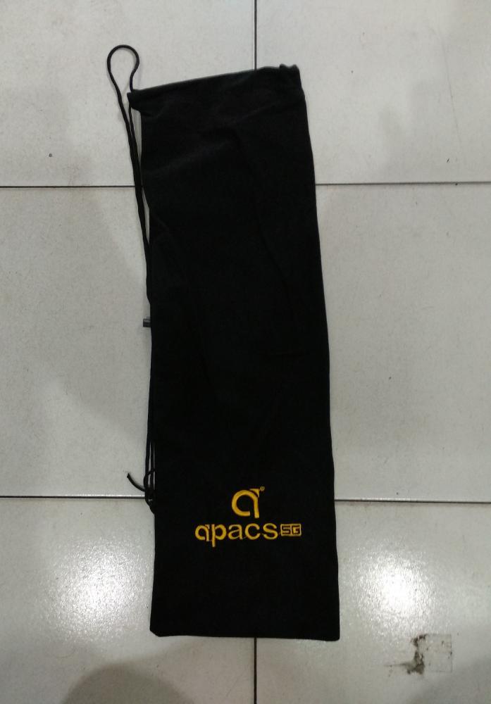 HARGA SPESIAL!!! Sarung Raket Badminton / Tas Kain Raket Badminton merk Apacs ! - 6tLRWj