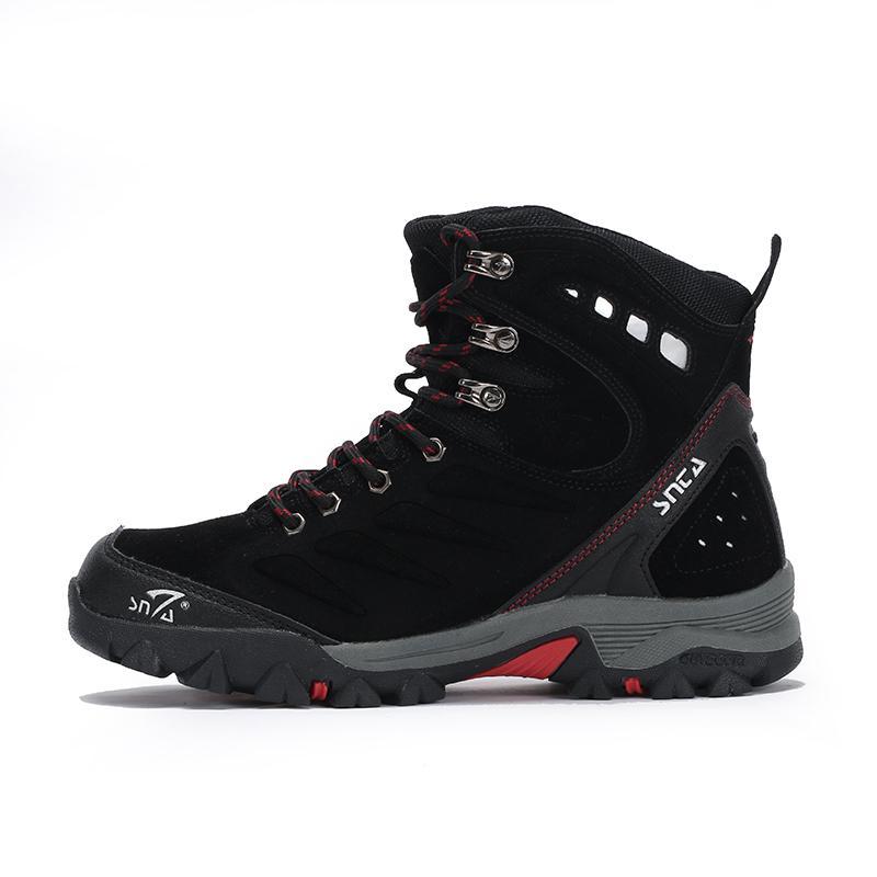 SNTA Sepatu Boot Gunung / Sepatu Hiking Boot / Sepatu Gunung Pria / Sepatu gunung Tinggi