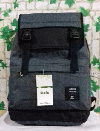 Tas Ransel pria/wanita Bodypack Tas Laptop model terbaru/murah Bodypack