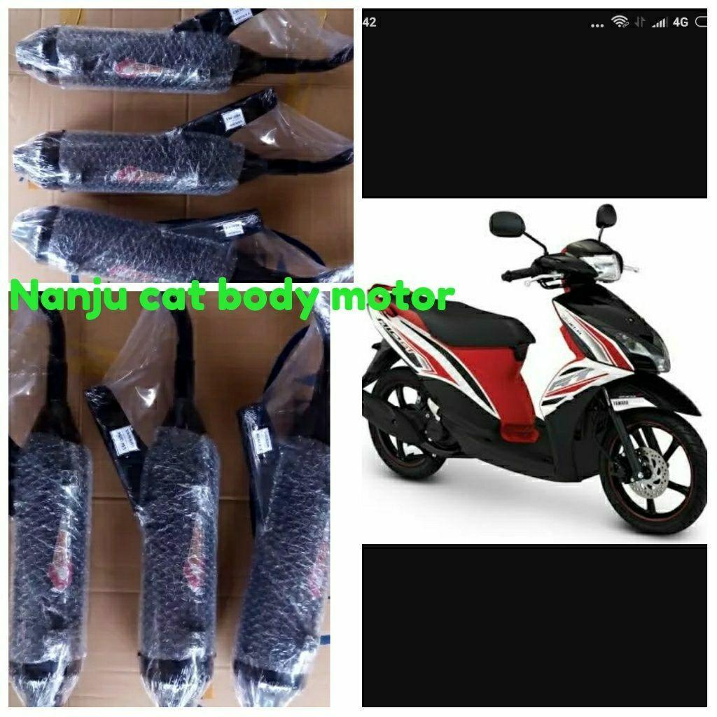 Knalpot Bobokan Mio M3 Referensi Daftar Harga Terbaru Indonesia Standar Matic J Gt Merk Csr Racing Untuk Lama Soul