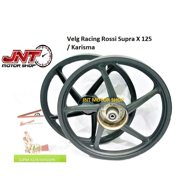 Velg Racing Rossi Supra X 125-Karisma