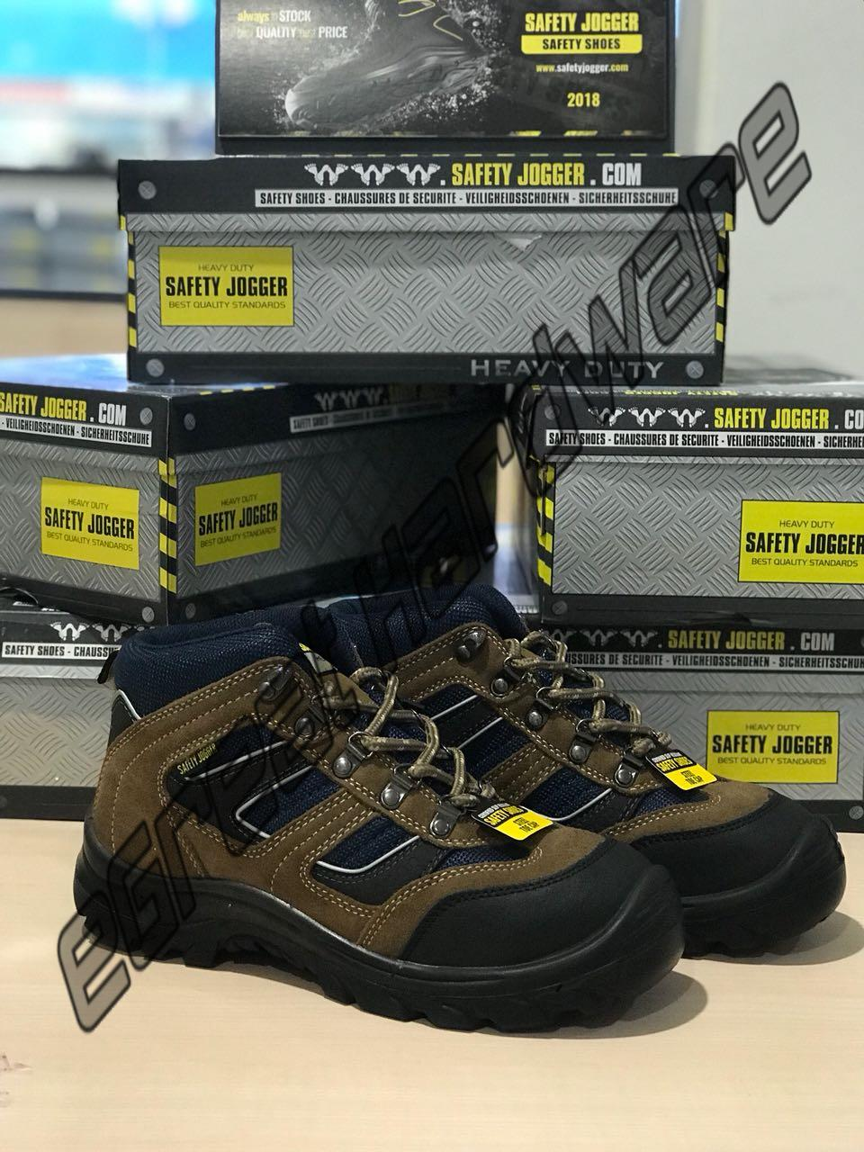 Safety Shoes X2000 S3 Safety Jogger