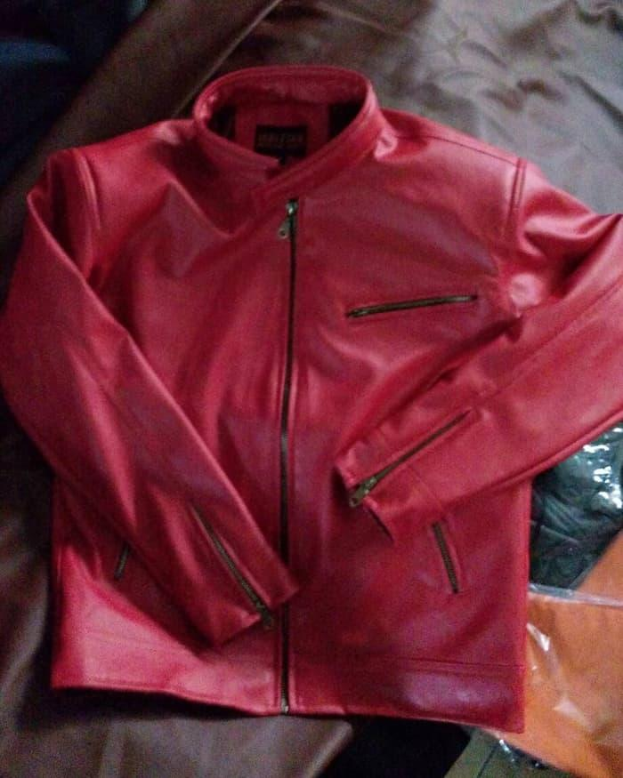 Jaket kulit Murah Film Anak Jalanan RCTI