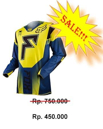 Harga Spesial!! Fox 360 Franchise Jersey - ready stock