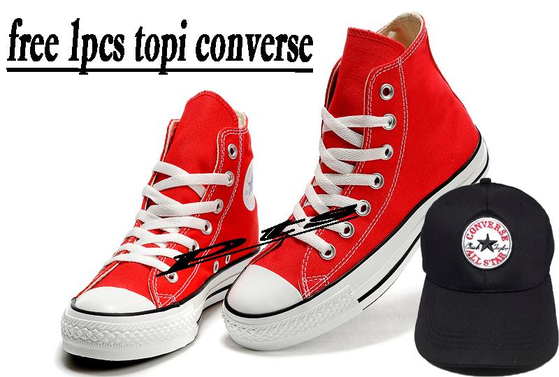 Sepatu Converse Chuck Taylor All Star Speciality Size 39 free 1pcs topi converse