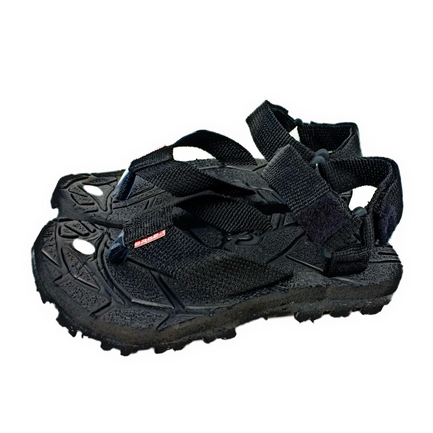 Arsy Sport / Sandal Baby / Sandal Anak / Sandal Gunung / Sandal Jepit / Sandal Murah - Hitam Size 21-37