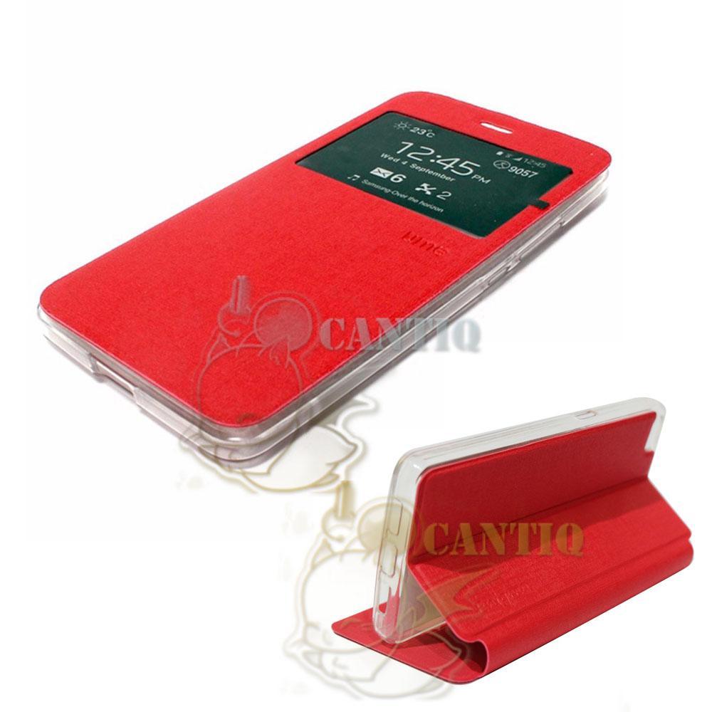 Ume Leather Case Asus Zenfone Max Pro M1 ZB601KL View Flip Cover Zenfone Max Pro M1
