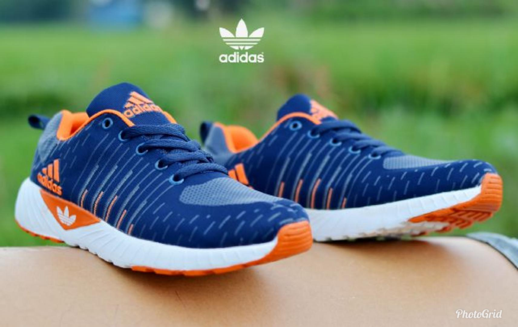 sepatu olahraga sport adidas lari runing jogging ringan di pakai kuat  berkualitas murah 397fc617e5
