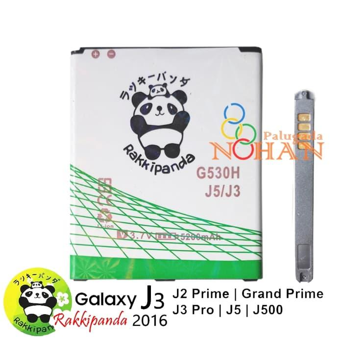 Rakkipanda Original Baterai Samsung Grand Prime G530H/J5/J2 prime/J3 pro/J3 2016/J500 Double Power Battery