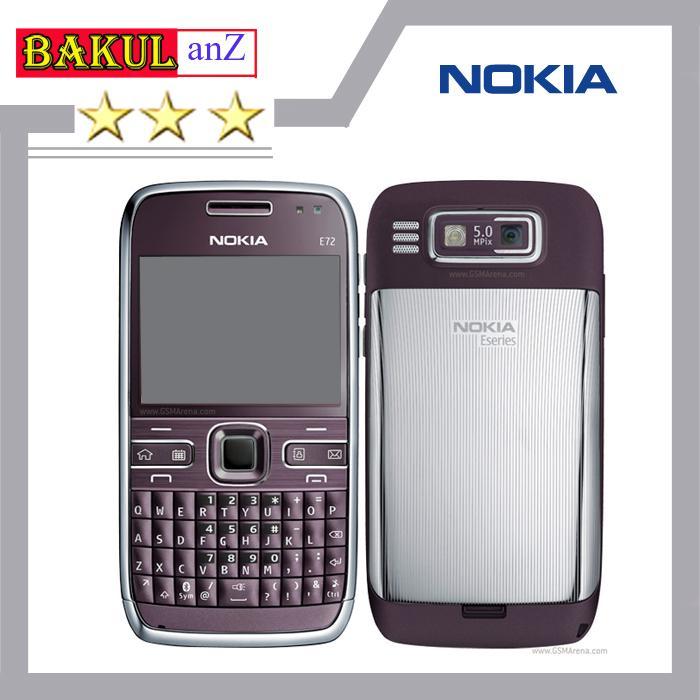 Kesing Housing Handphone Nokia E72 - Casing Cassing Keseng HP Nokia E 72 High Quality FULLSET