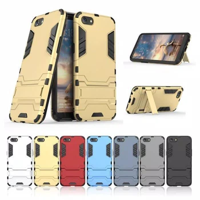 Case Robot Oppo A71 / Rugged Case / Transformer Standing