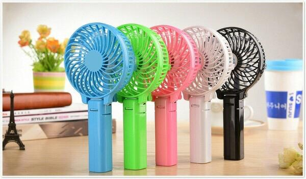 KIPAS ANGIN MINI USB HANDY MINI FAN Murah Pegangan Tangan