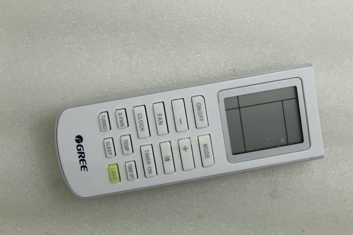 Terbaru!! Remot Remote Ac Gree Yam1F Ori Original - ready stock