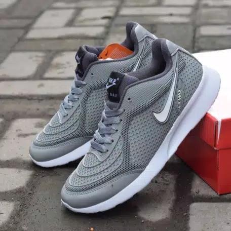 Sepatu Sneaker Olahraga Airmax Running Pria Wanita Premium   Sepatu Fitnes  Unisex Sport   Sepatu Sneakers b6ca1b9c49