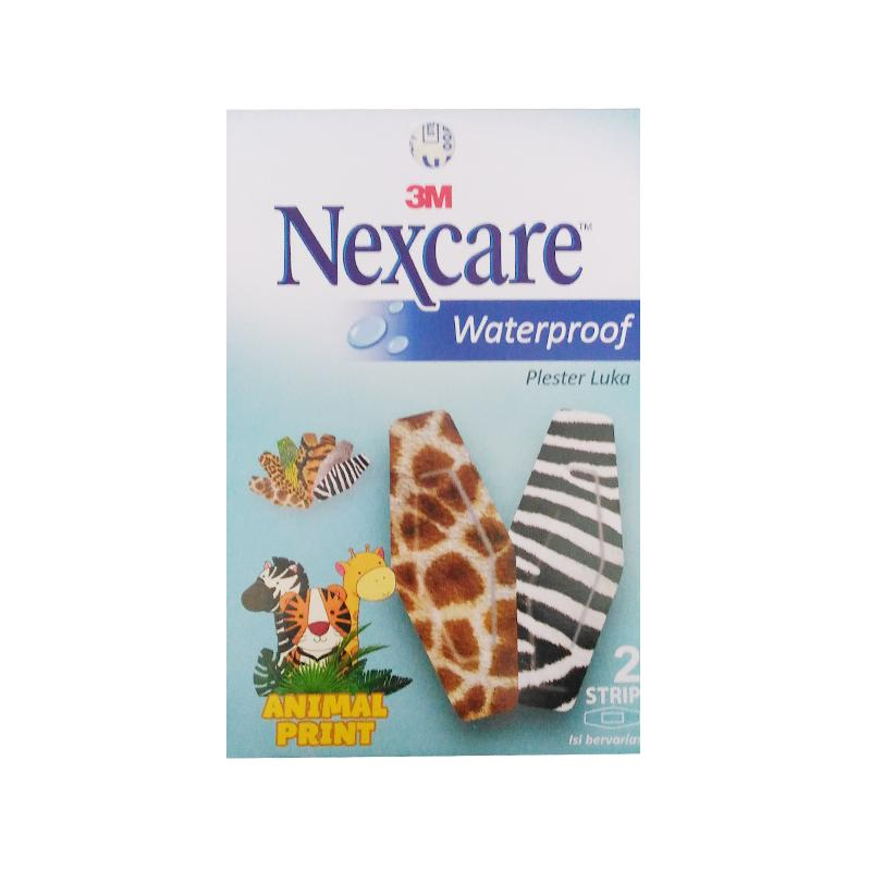 3M Nexcare Bandages Transparent Waterproof - Plester Luka Anti AirIDR7500. Rp 7.500