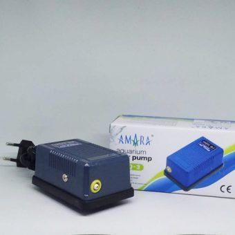 Bibit Bunga Pompa Udara / Aerator Amara Q3 (1 Lubang)