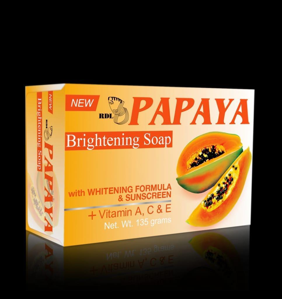 Buy Sell Cheapest Sabun Pepaya Original Best Quality Product Deals Brightening Papaya Bpom By Mamaya Rdl 135 Gram