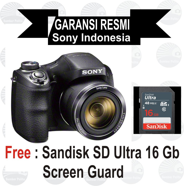 Sony DSC H300 Semipro Camera Digital