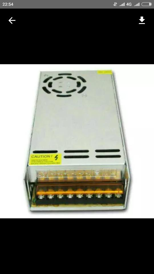 PROMO POWER SUPPLY 12V 30.A JARING MADE IN TAIWAN