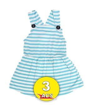 Harga Penawaran ACS DRESS OVERALL ANAK CEWEK FLOWER KIDS ESTIMASI UNTUK 1-3TAHUN discount - Hanya Rp33.735