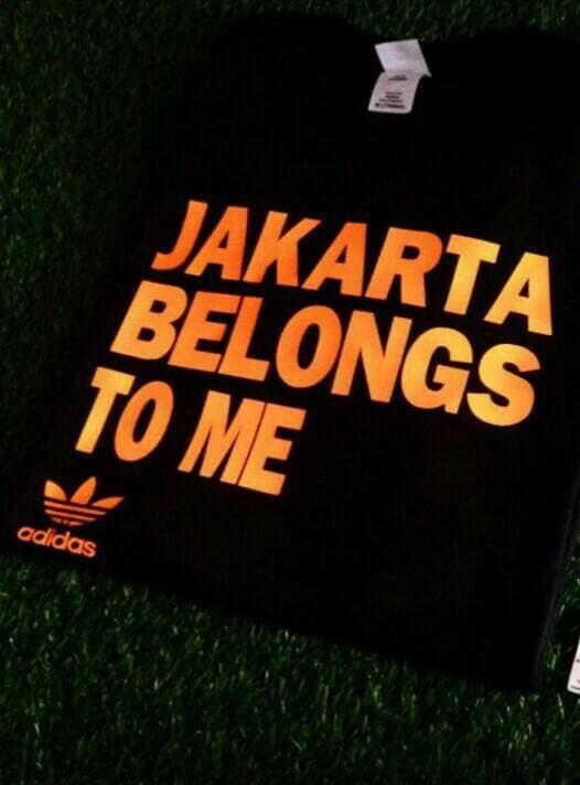 KAOS GILDAN JAKARTA BELONGS TO ME - BwAGDx