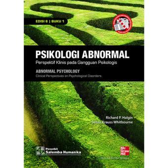 Harga preferensial Psikologi Abnormal 1 Edisi 6 beli sekarang - Hanya Rp120.725