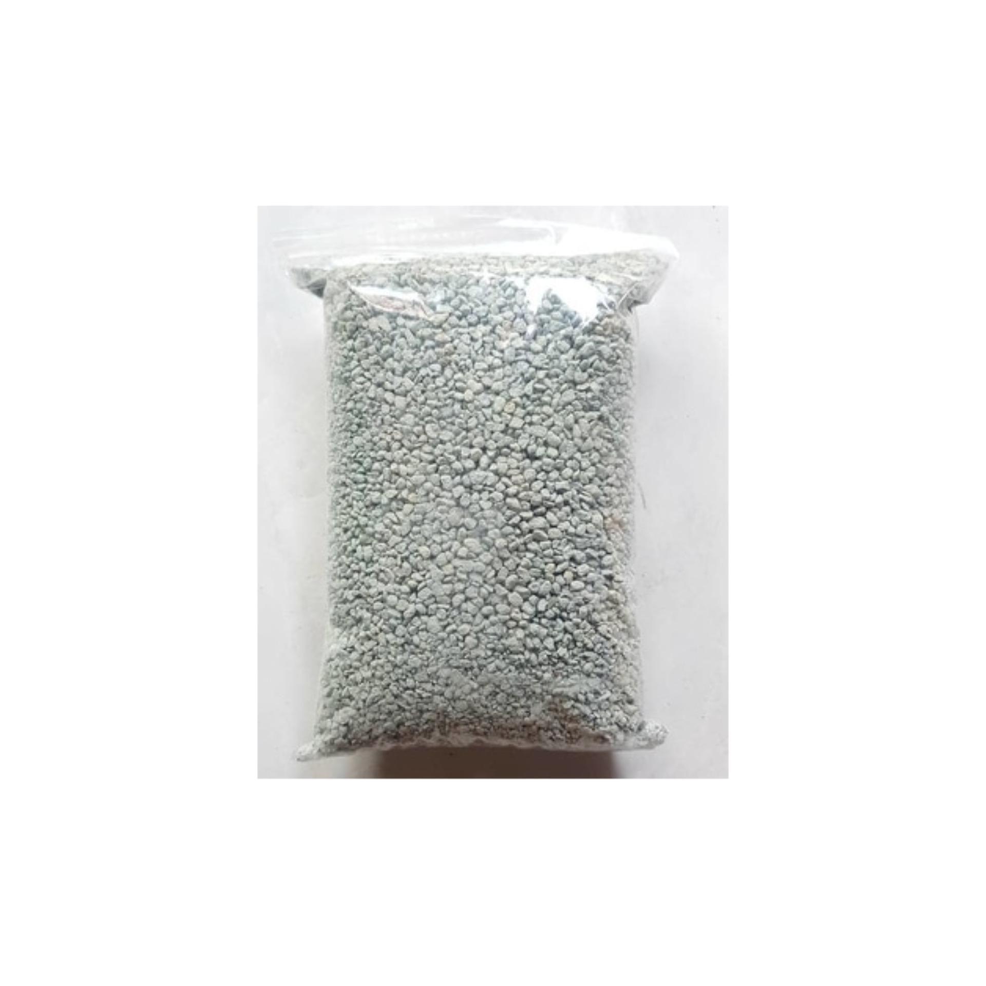 Pasir Kucing Zeolite No 2 (Repack) 1 kgIDR4500. Rp 4.500