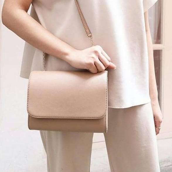 HM Tas Wanita Pesta Selempang Shoulder Bag
