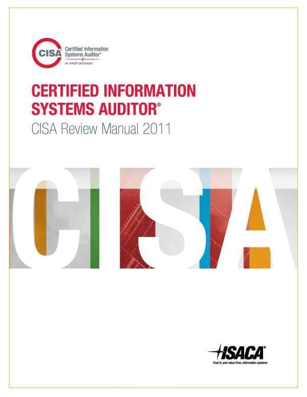 Paling Murah - Cisa Review Manual 2011 (By Isaca) (Scan Quality) Ebook/E-Book - ready stock