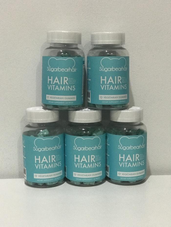 Ready Stock Sugar Bear Hair Ori From Usa - ready stock