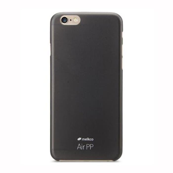 Casing / Cover Air Light Case 0.4mm for iPhone 6 Plus/6S Plus Original - Black Original Murah