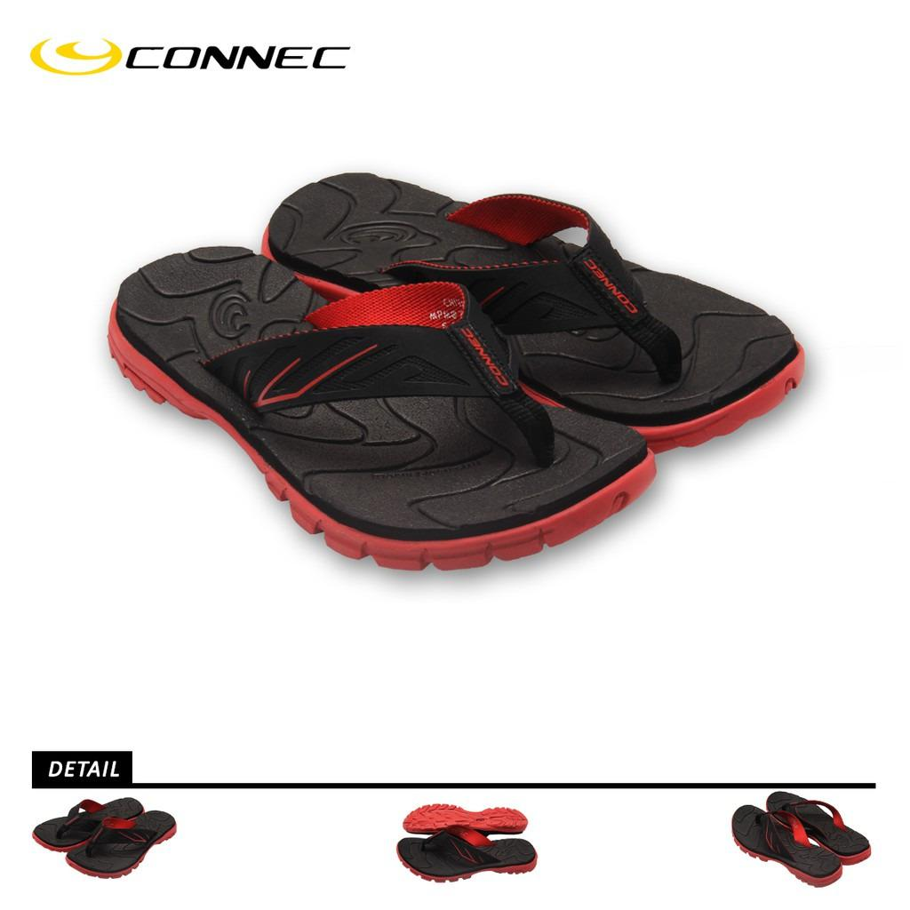 Sandal Outdoor CAFU List Red