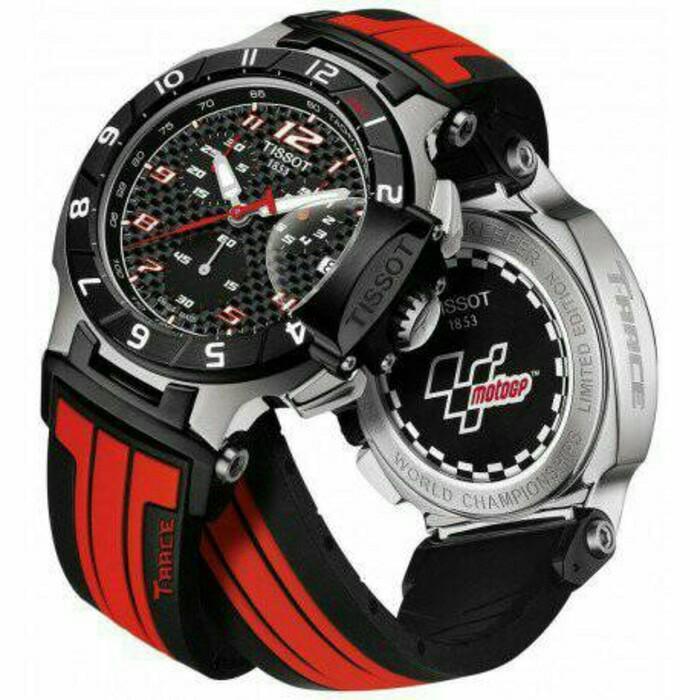 [PROMO] Jam Tangan Tissot T-race Moto GP Limited ( Ferrari,Seiko,Lamborgnini )  MURAH