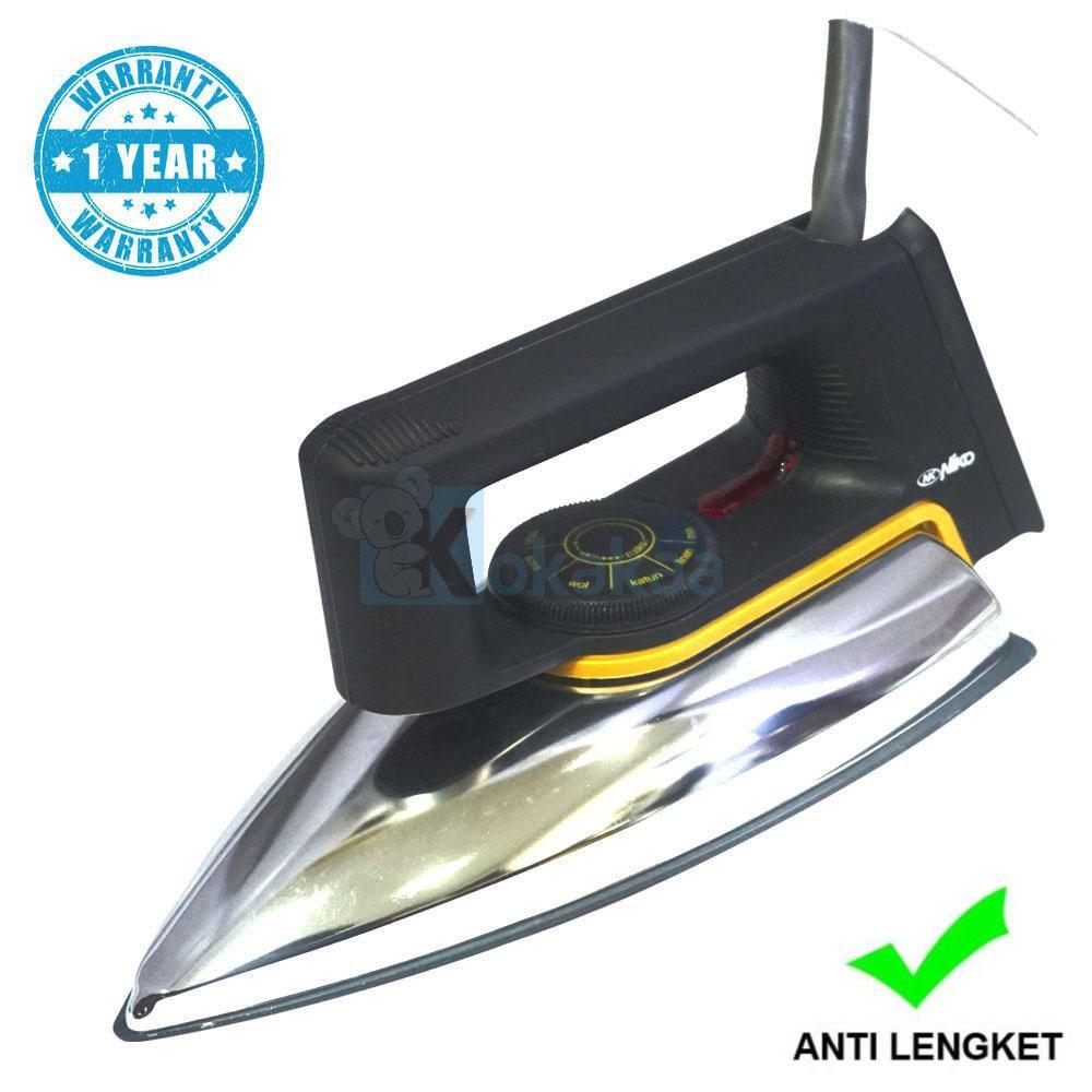 Niko Setrika Iron Anti Lengket NK-333S
