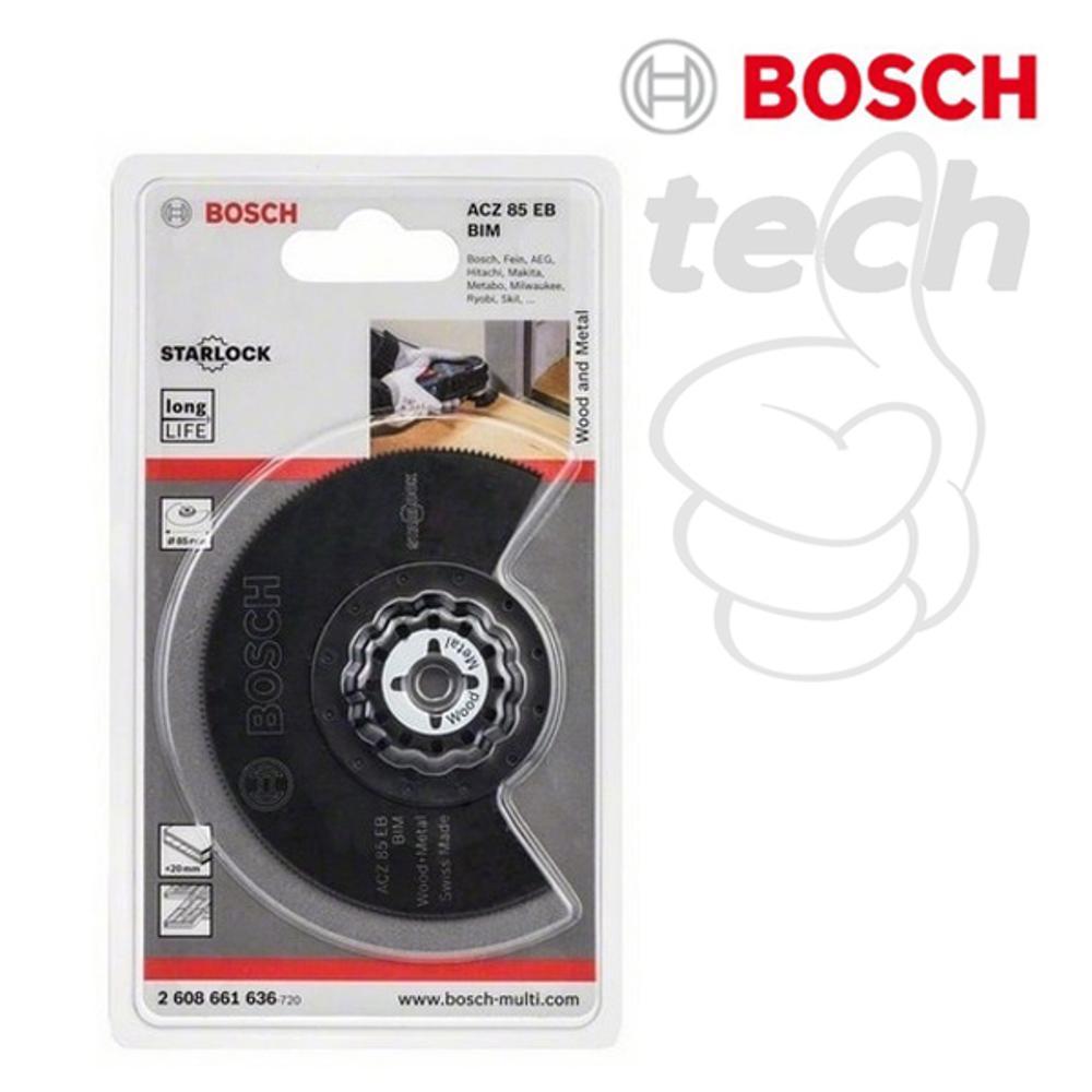 Mata Multi Cutter Oskilasi Bosch ACZ 85 EB ACZ85EB Starlock - 636 di lapak Good Tech goodtech