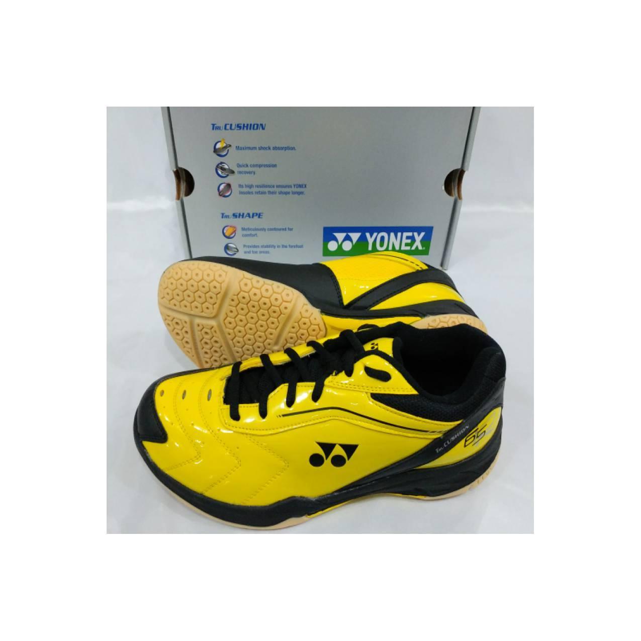 Sepatu Badminton Merk Yonex, Sepatu Bulu Tangkis Baru