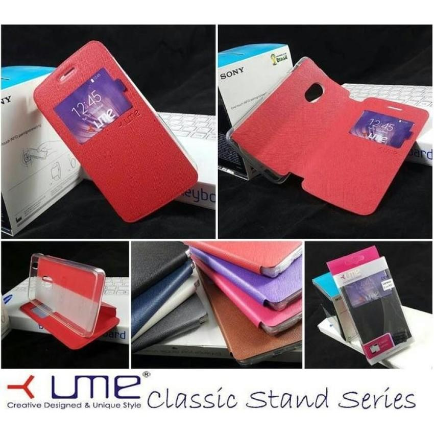 MR Ume FlipCover Himax Aura Y11 Flip Shell / Leather Case / Sarung HP / View