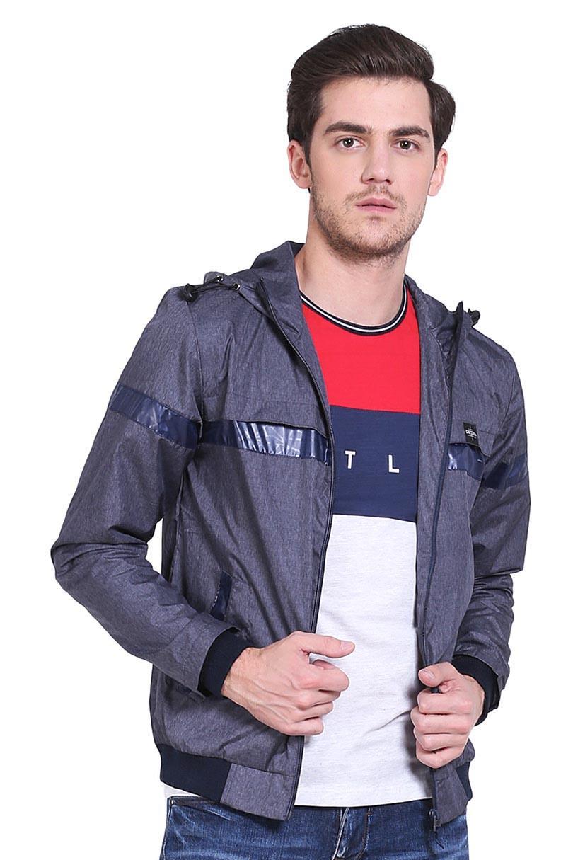 Cressida Hoodie Jacket K296 Grey