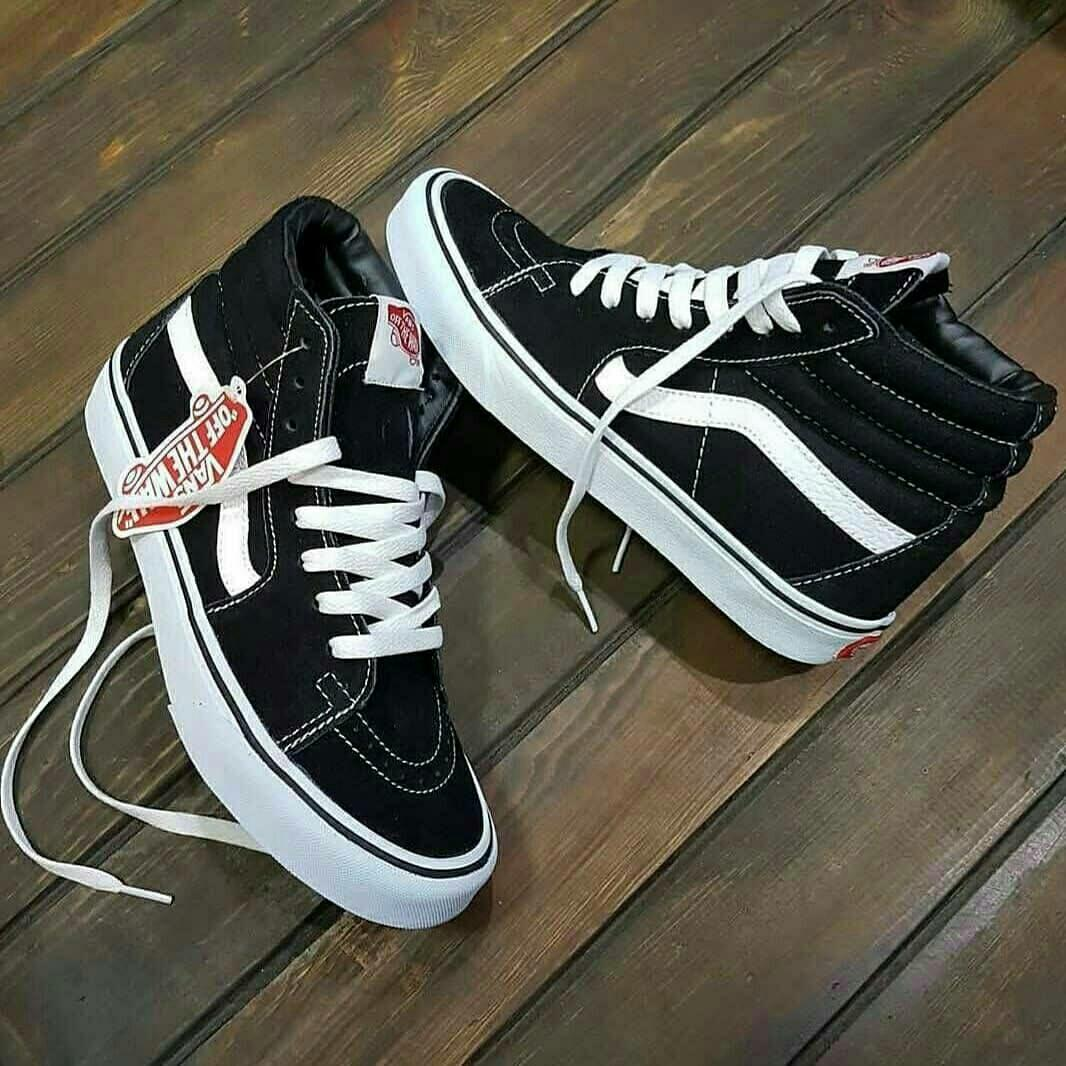 Jual Beli Sepatu Vans Oldskool High Man Casual Termurah Harga Rp 185000