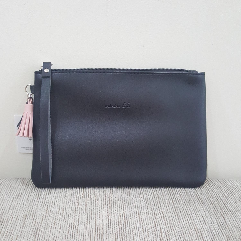 Jual Produk Miniso Terbaru Keranjang Baju Karakter Laundry Bag Good Quality Clutch With Tassels