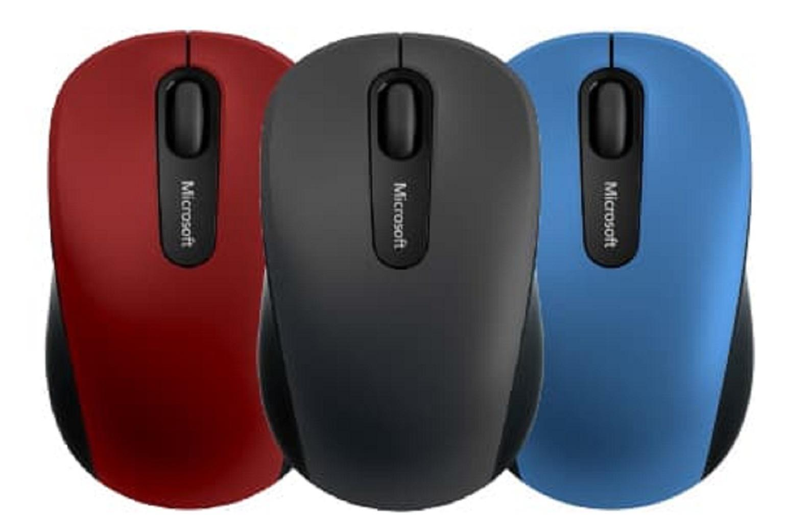 Buy Sell Cheapest Microsoft Bluetooth Mobile Best Quality Product 3600 Mouse Seller Biru