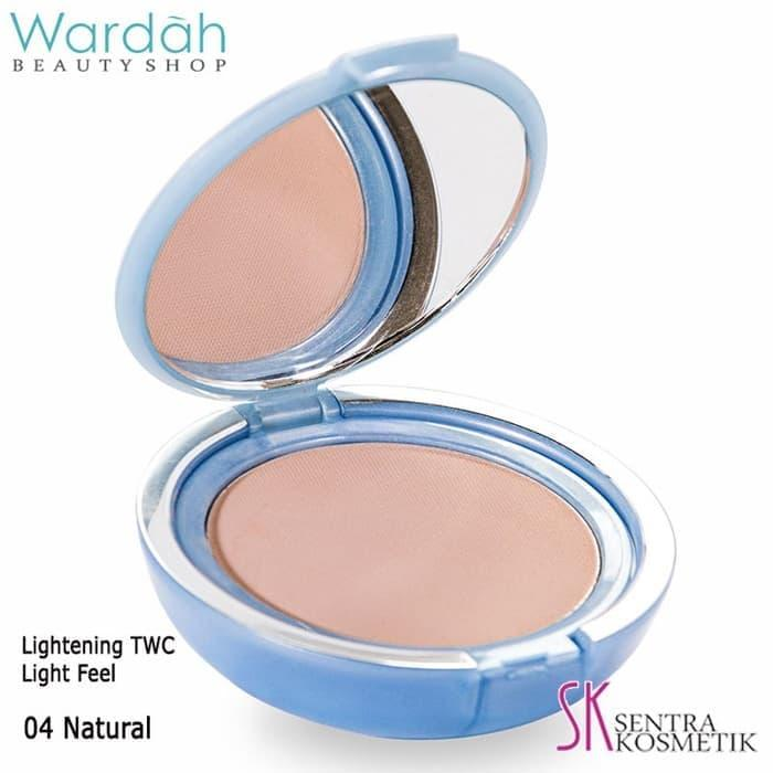 Wardah EXCLUSIVE REFILL Two Way Cake 02 - Sheer Pink / Make Up Wajah/ make up korea / blush on / blush on cream / make up / make up lengkap / make up set / bedak pemutih wajah / pemutih wajah