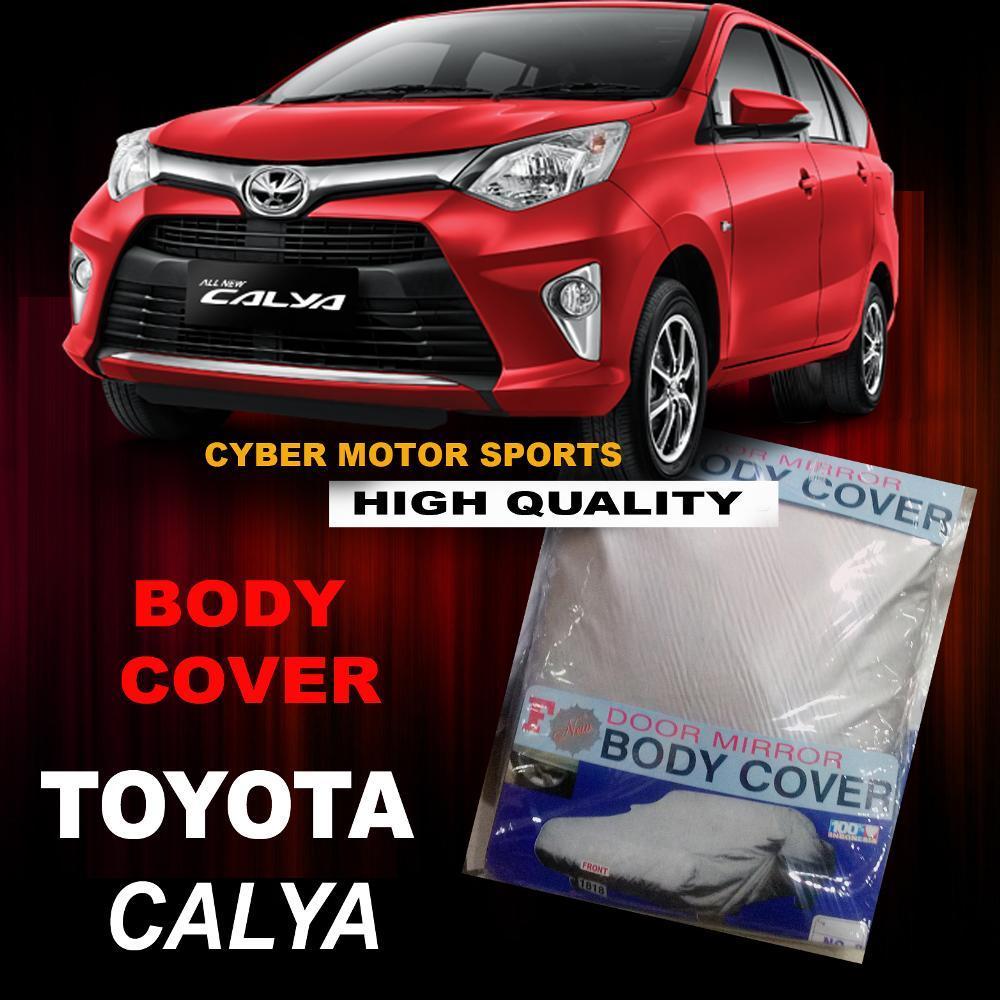 Body cover sarung pelindung mobil CALYA