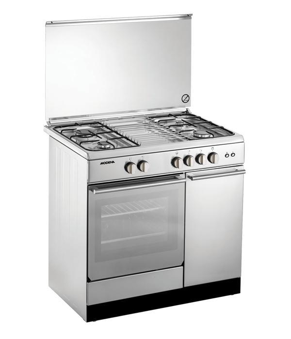 Modena freestanding cooker FC 7943 S Kompor oven